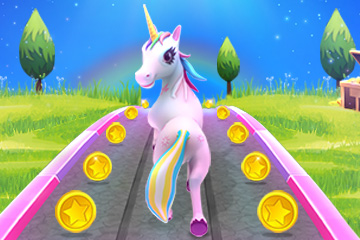 Unicorn Runner is the most addictive running game of 2019!!!
