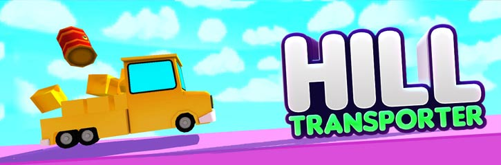 Race on hills & drive your simulator trucks to deliver the package to the destination.